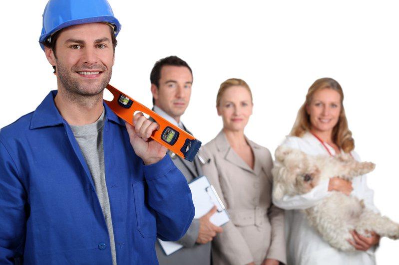 找到一份適合自己的工作,是許多現代人追求的目標。圖片來源/ingimage