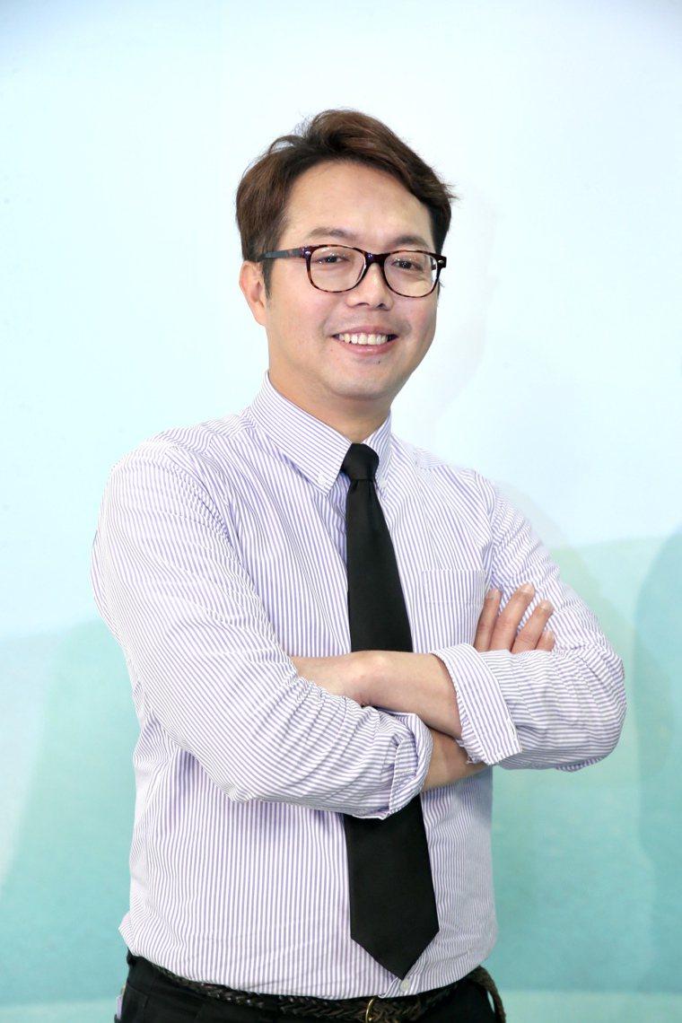 臺北醫學大學附設醫院兒科部主任兼專任主治醫師張璽。 記者林俊良/攝影