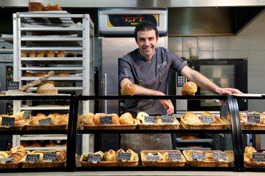 以愛融入麵團摺疊擀壓,法工藝、台滋味完美平衡:吉可頌 MyCroissant by Guillaume