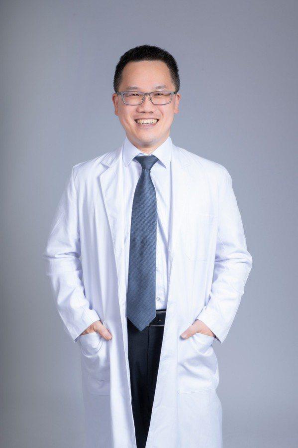 臺大醫院周聖傑醫師。 圖/周聖傑醫師 提供