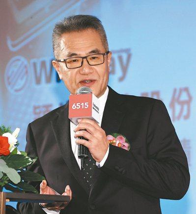 穎崴董事長王嘉煌(本報系資料庫)