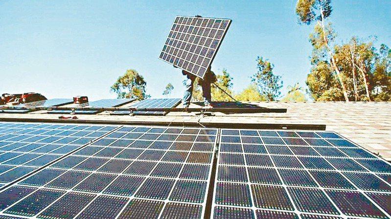 太陽能廠茂迪營收優於市場預期。 路透