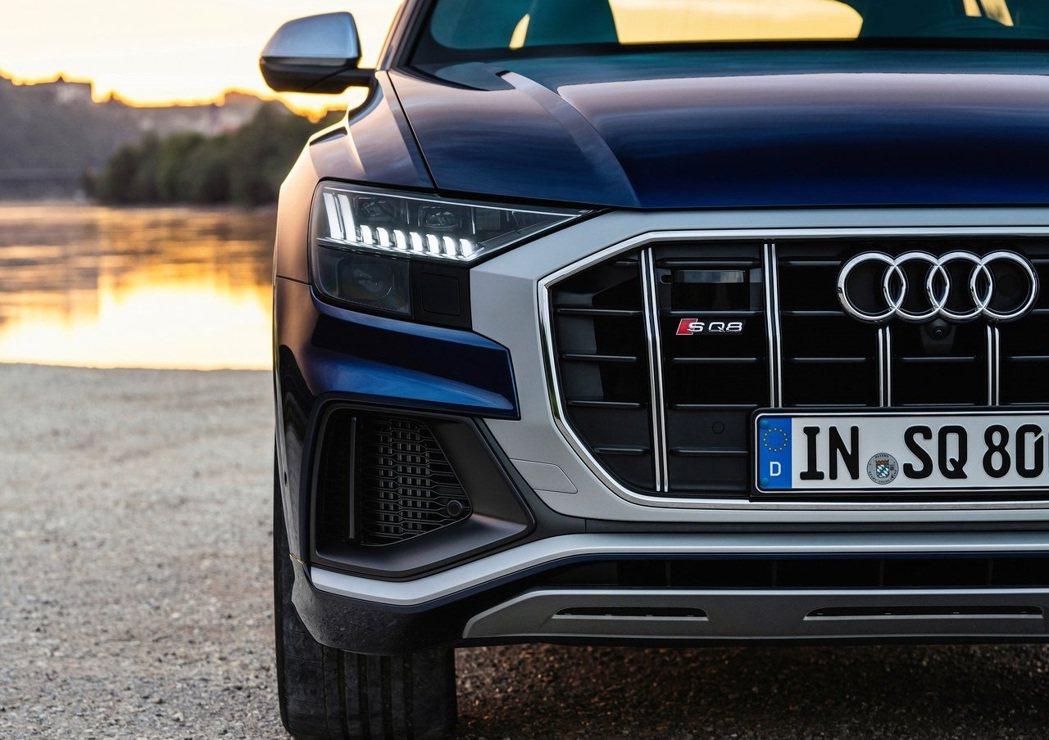 Audi受車用晶片短缺衝擊,部分高價位車款延後生產,逾1萬名員工放無薪假。 圖/...