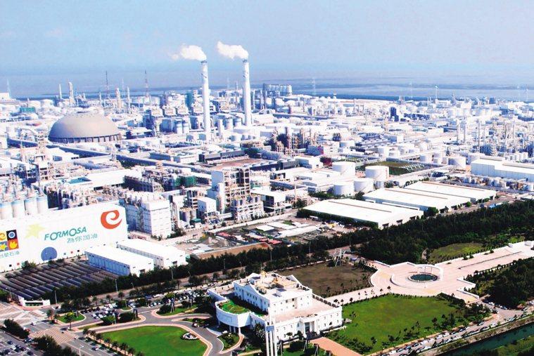 台灣疫情升溫,傳產龍頭台塑集團也傳出壞消息。 圖/聯合報系資料照片