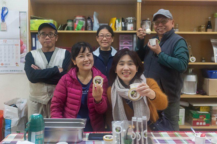 香莢蘭栽種成本不低,市場稱之為綠金。 中華大學/提供