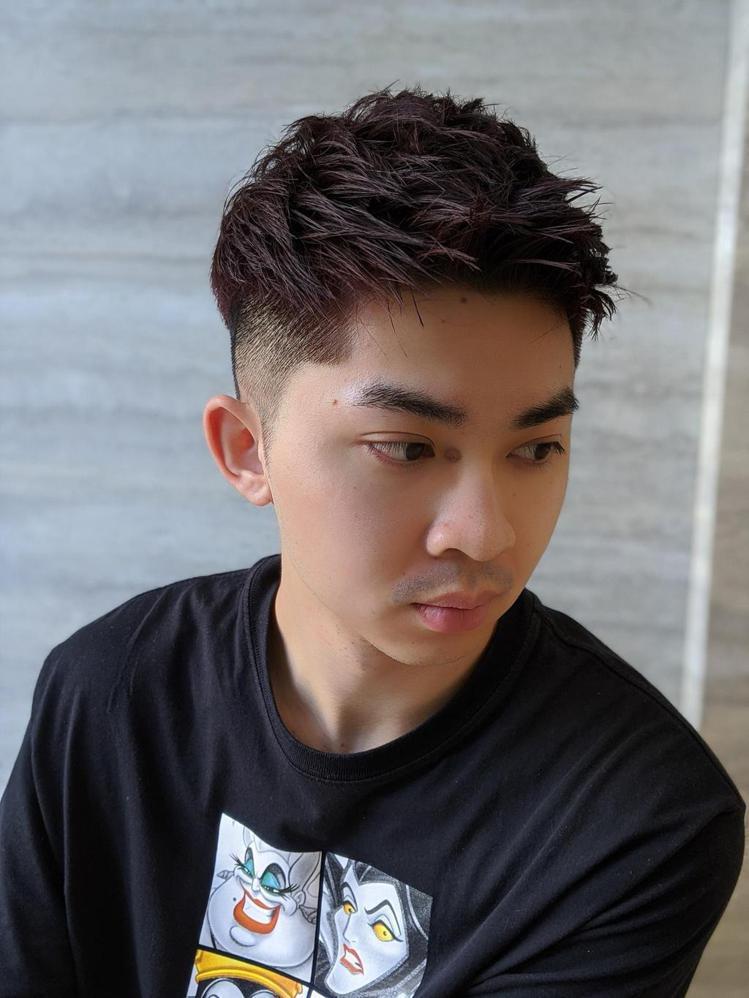 髮型創作/肯尼髮藝KC-hair / Ryan Wang,圖/StyleMap美...