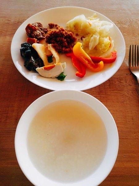 中西式活力早餐
