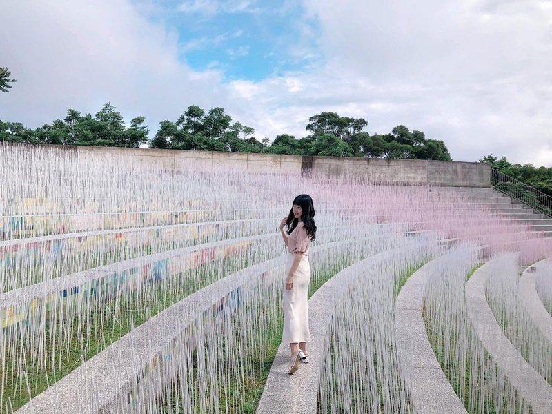 ▲銅鑼必去景點推薦-銅鑼客家文化園區。(圖/cutewen116, Instagram)