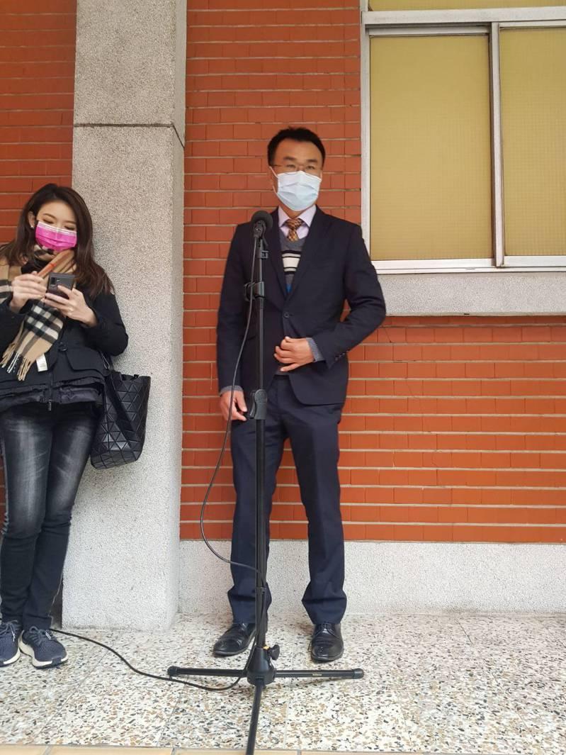 農委會主委陳吉仲。記者彭宣雅/攝影