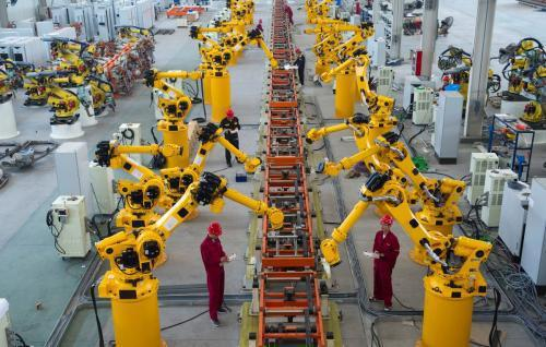 中國大陸2020年全年經濟成長2.3%,優於預估的2.1%,且第4季年增6.5%...