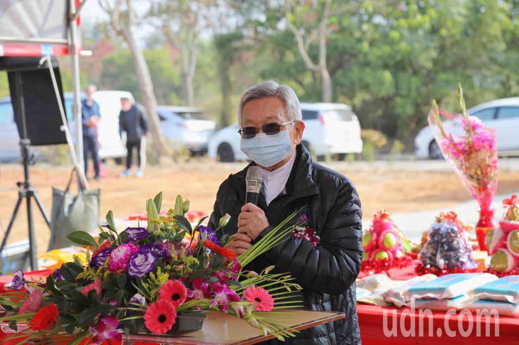 和大公司董事長沈國榮指出,和大在大埔美園區設廠5年,即將投資150億元的5-6廠...