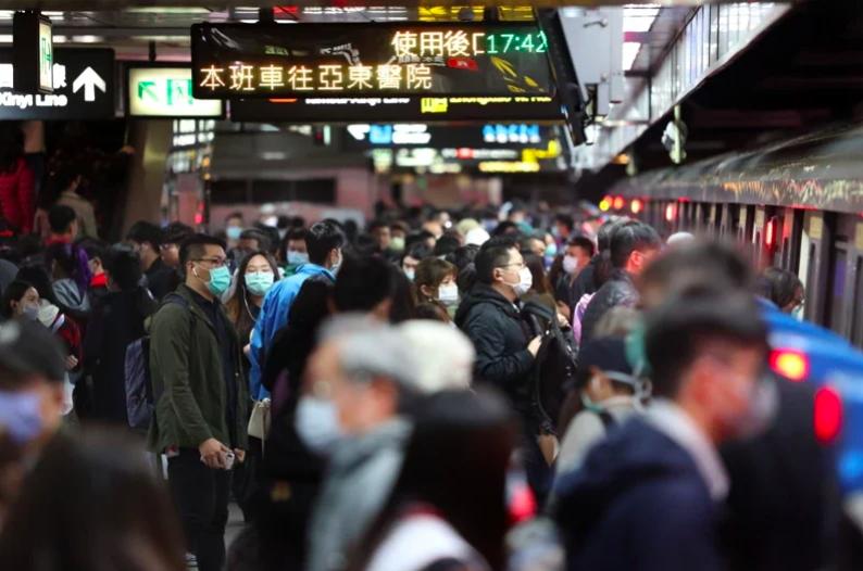 一名男網友在網路上提問為何六都中就台南市尚未有捷運,引發熱議。圖為示意圖。圖/聯合報系資料照