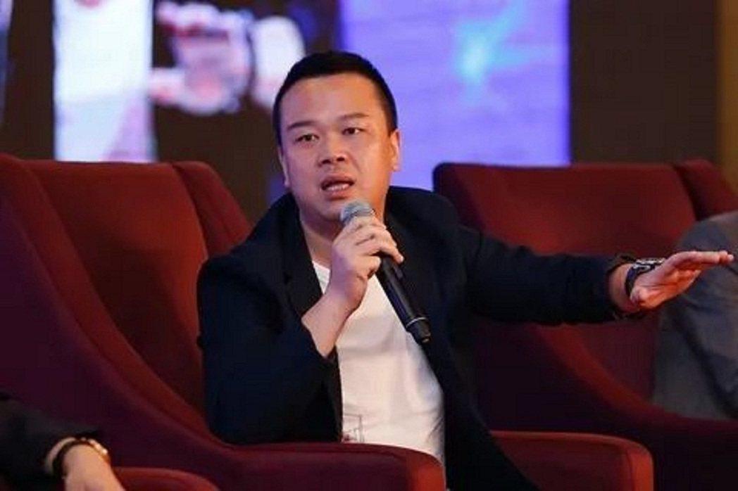 游族網路董事長林奇。圖/騰訊財經