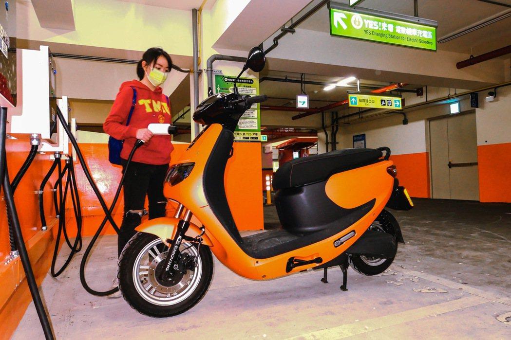 裕隆集團旗下裕電能源的「YES!來電」與臺灣大學攜手推動綠能汽車車行動方案,於基...