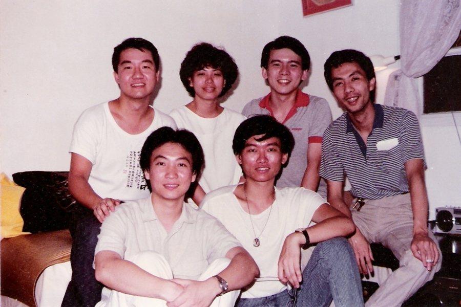 李壽全籌組「天水樂集」,邀了另五人加入,分別是蔡琴、蘇來、許乃勝、靳鐵章與李建復。 圖/聯合報系資料照