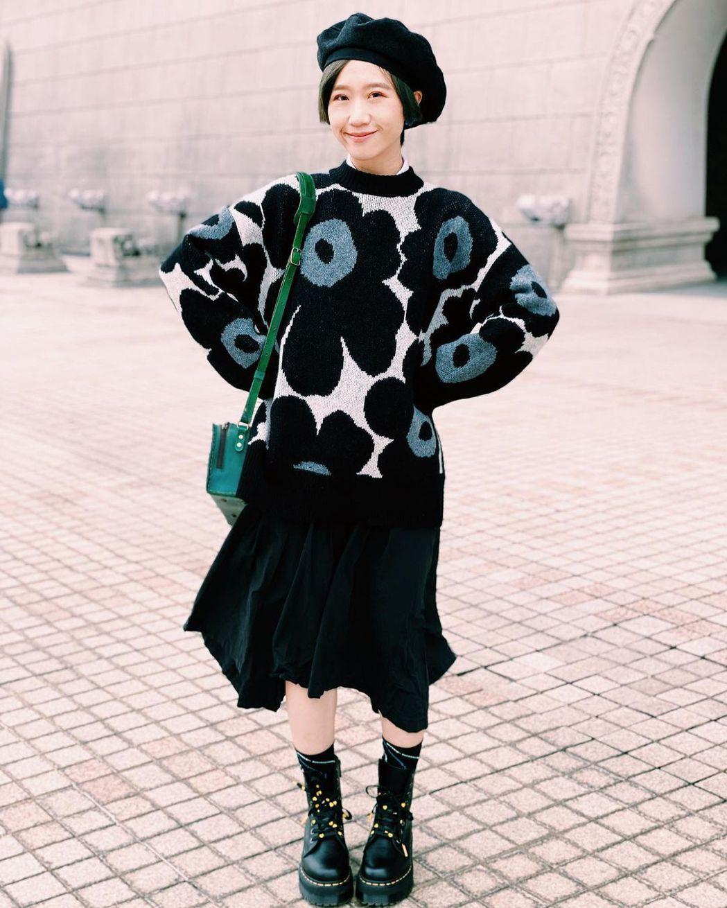 Lulu未來將與陳鎮川合作發展演藝事業。圖/擷自IG