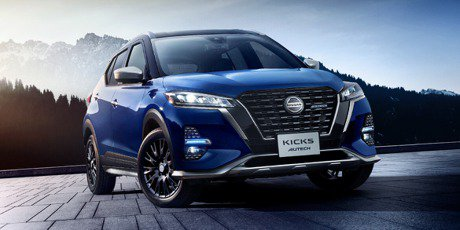 Autech加持後的小改款Nissan Kicks華麗運動風就是帥!