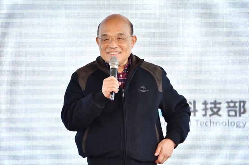 行政院長蘇貞昌10日宣布,高鐵南延屏東且將保留延伸機會,且將於屏東高鐵特定區設置科學園區。行政院提供