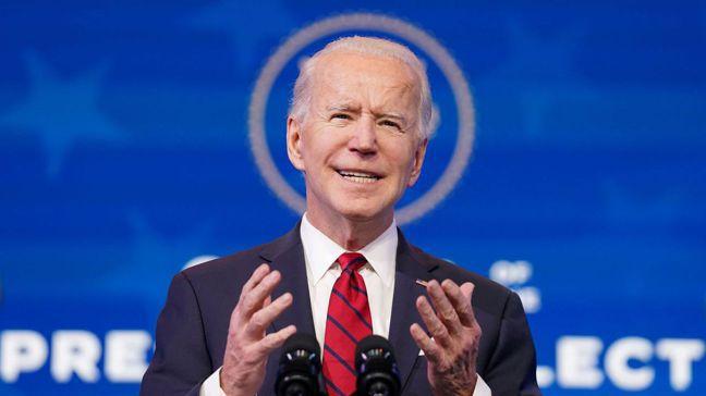 拜登提出的第一項大型計畫,將讓他有機會贏得聲望,證明他是一位能夠凝聚民主黨與共和...
