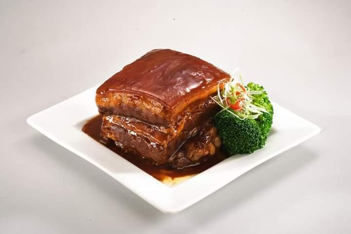 「螺情年菜」吉祥東坡肉。 漢典食品/提供