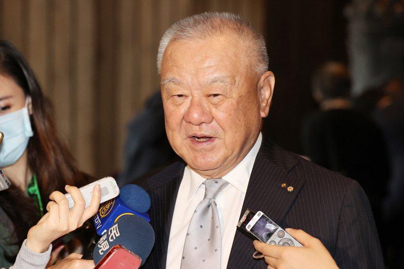 工商協進會理事長林伯豐表示,台灣對疫苗產業的鼓勵還有努力空間,政府應加強支持國光生技,對研發、技術改善、臨床試驗都會更快、更有效。記者林伯東攝影/報系資料照