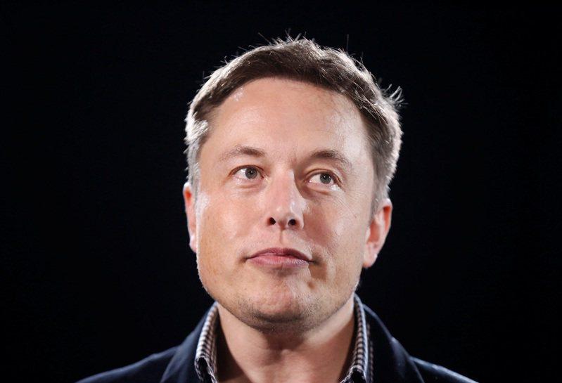 太空探索技術公司SpaceX執行長馬斯克。路透