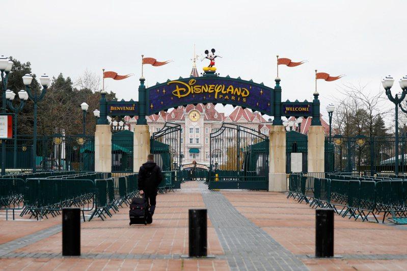 巴黎迪士尼樂園(Disneyland Paris)園區預計4月2日重新開放,比預計晚7個星期。 路透