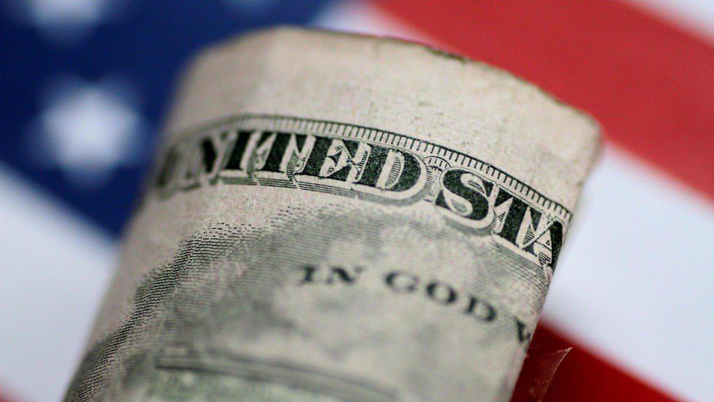 美元。 路透