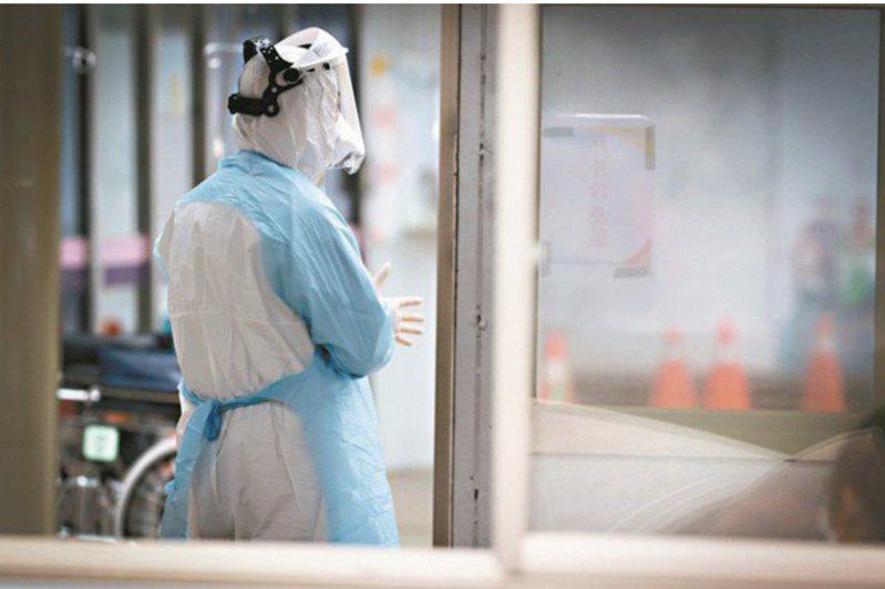 部立桃園醫院院內群聚感染持續擴大引發恐慌。圖/本報資料照片