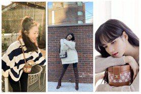 BLACKPINK Lisa詮釋CELINE是在拍復古沙龍照?Joy和善美祭出超長腿較靚