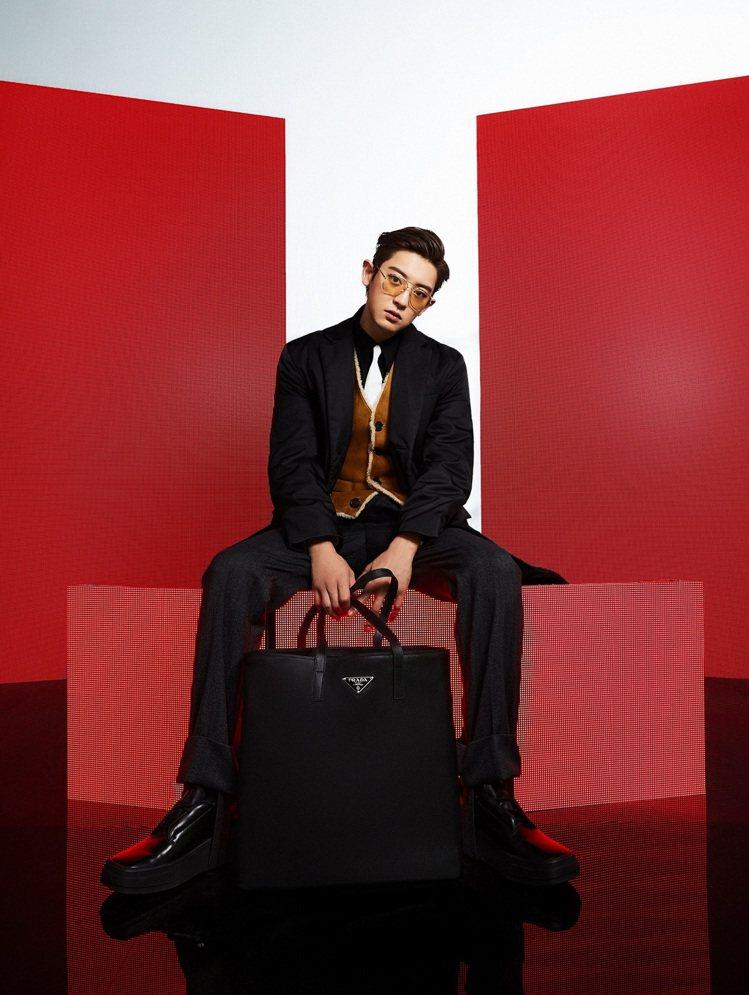 品牌去年宣布EXO燦烈為代言人過不久,就傳出他的劈腿事件。圖/品牌提供