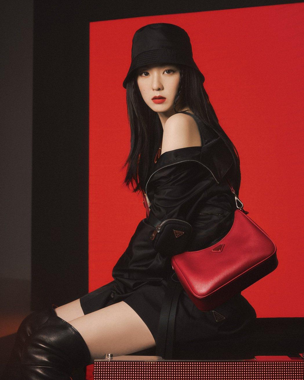 Prada去年宣布Red Velvet Irene為代言人後,她的耍大牌風波也曾...
