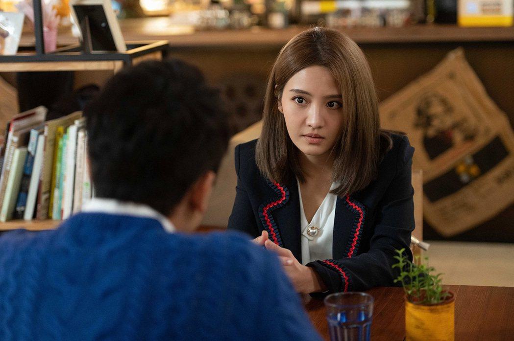 李宣榕回歸「女力報到-好運到」。圖/TVBS提供