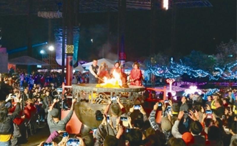 林姿妙宣布取消「歡樂宜蘭年」活動,是28年來首次停辦。本報資料照