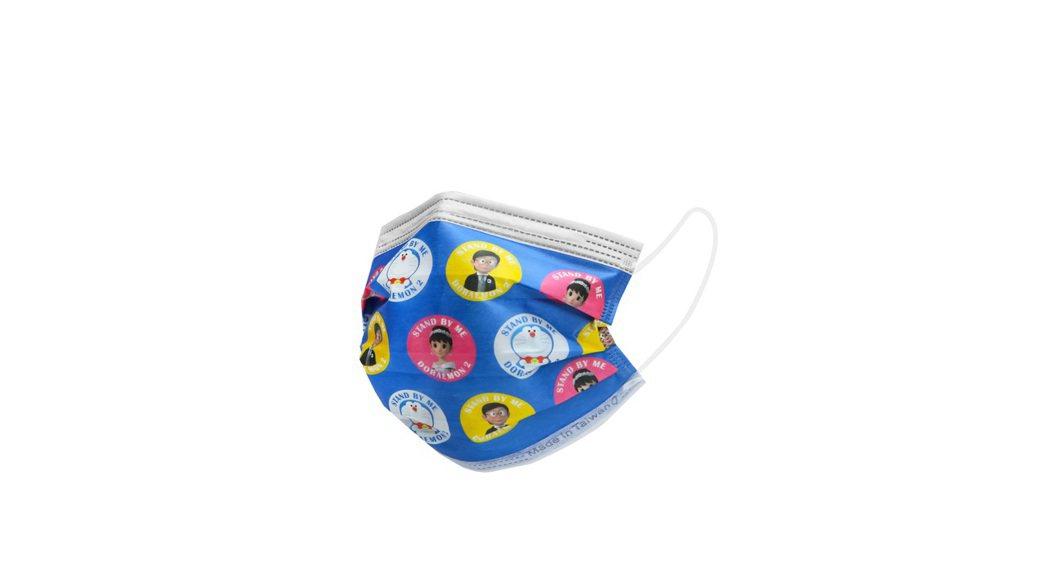momo購物網第二波「哆啦A夢醫療口罩」預購將於1月21日早上9點登場,其中推出...