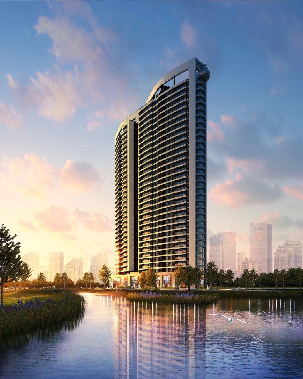 上曜建設在台南九份子高容積精華地約5,500坪,將分成南北基地兩期推案,其中北基...