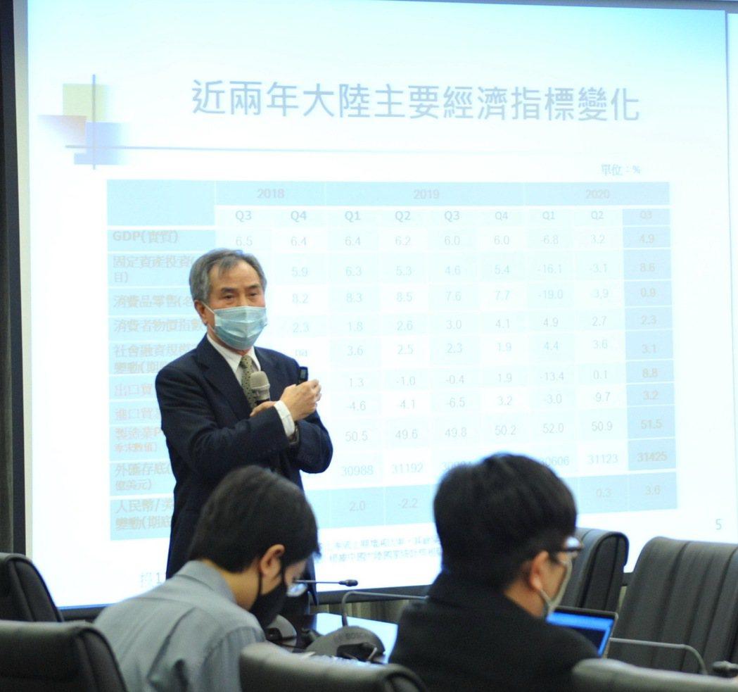 東華大學公共行政學系榮譽教授高長19日表示,要注意大陸企業竊取商業機密、惡意挖角...