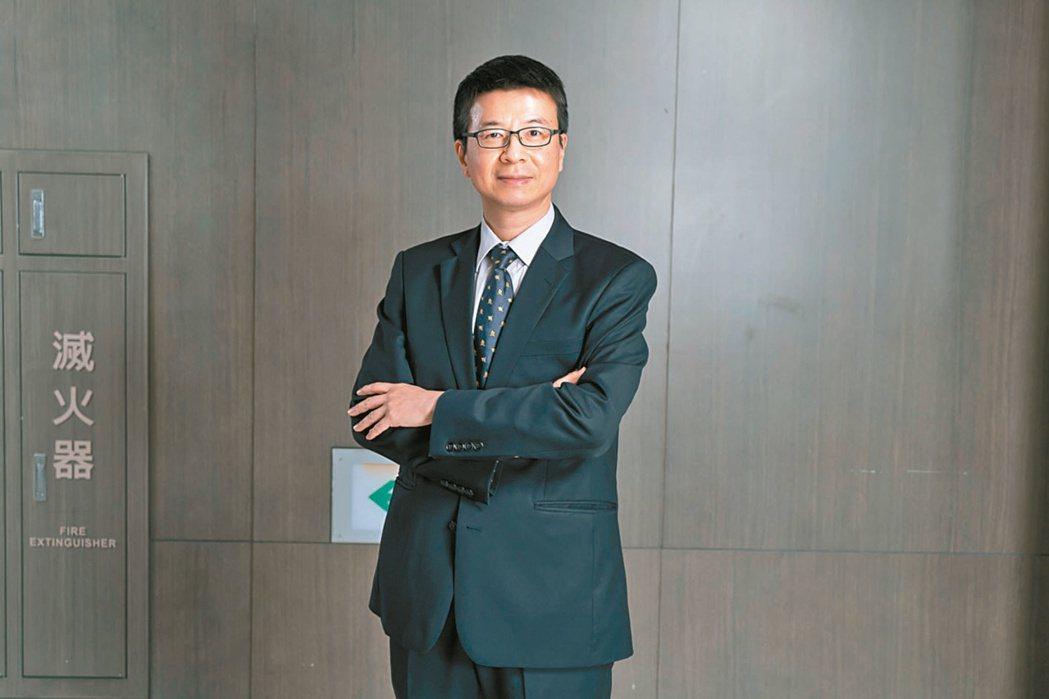 台灣人壽資深副總經理葉栢宏。台壽/提供