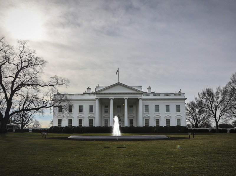 白宮將在20日送走舊主人川普,迎來新主人拜登。 歐新社