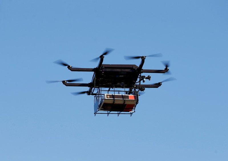 以國必勝客可望實現無人機送餐點的願景,計劃今年6月測試。(路透)