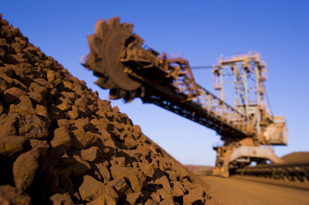 力拓計劃今年提高鐵礦砂出貨量多達2.8%。(路透)