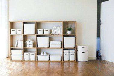 善用「收納」找回居家舒適感:MUJI無印良品提新年除舊2大原則