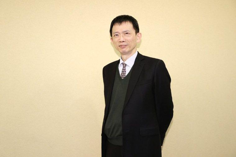 中華民國血脂及動脈硬化學會名譽理事葉宏一。 記者 曾原信/攝影