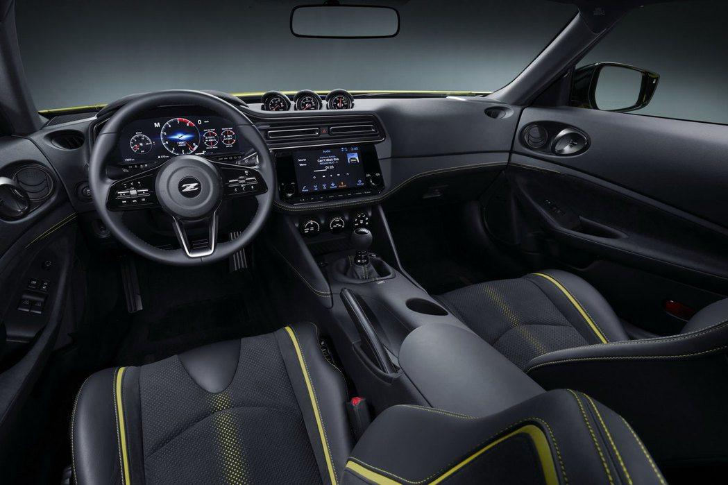 全新世代的數位化內裝肯定是會保留的。 圖/摘自Nissan