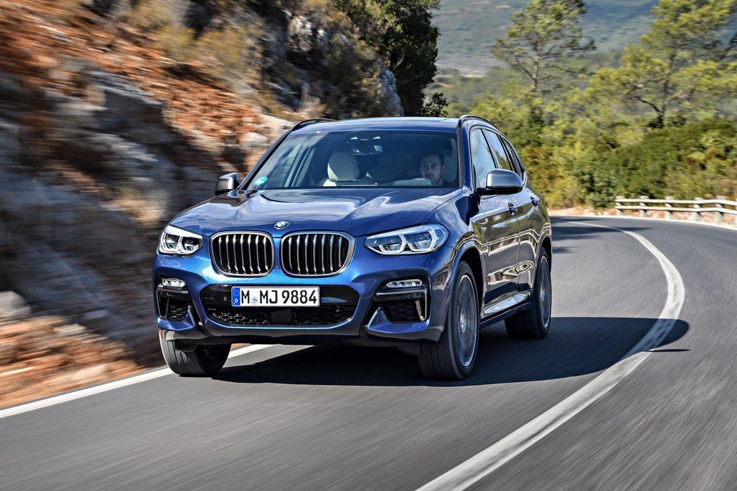 BMW去年繼續蟬聯了北美豪華車冠軍寶座。 摘自BMW