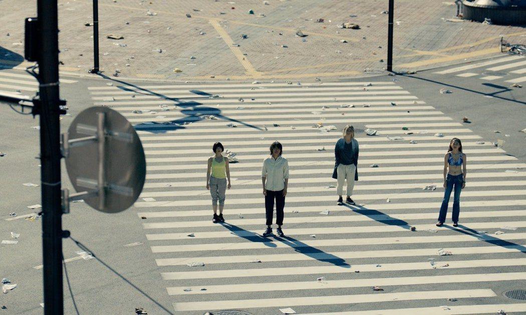 Netflix《今際之國的闖關者》劇照。 圖/Netflix