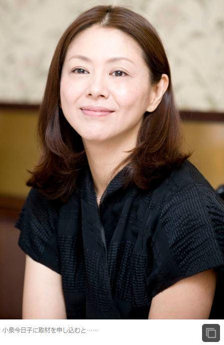小泉今日子將演出Netflix新劇《新聞記者》。圖/擷自週刊文春