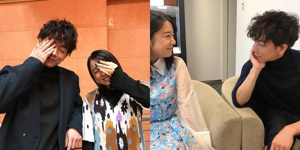 佐藤健與上白石萌音演出《戀愛可以持續到天長地久》成為爆紅CP。圖/擷自IG