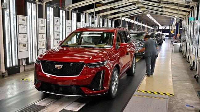通用汽車展現邁大步朝電動車發展的決心,終於得到投資人肯定,近來股價屢創新高。  ...