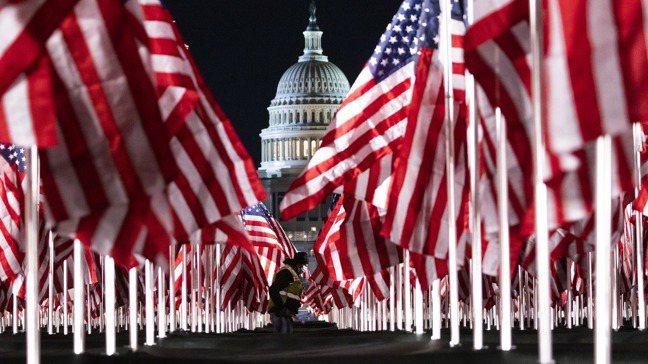 美國準總統拜登將在美東時間20日就職。歐新社